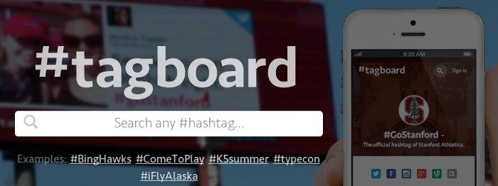 #tagboard