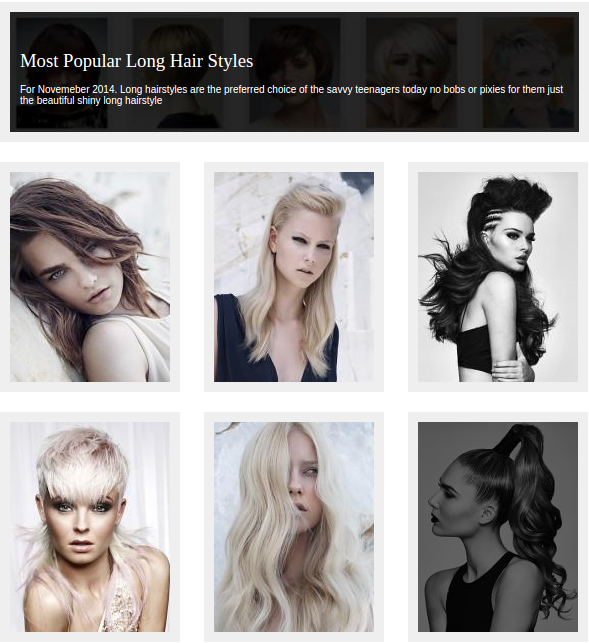 ukhairdressers.com Top 40 long hairstyles page